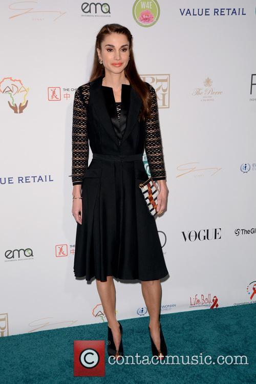 Queen Rania Of Jordan 2