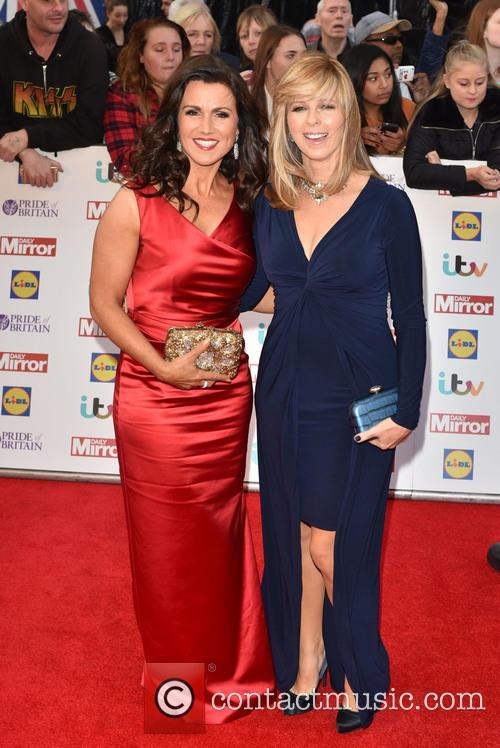 Suzanna Reid and Kate Garraway 1