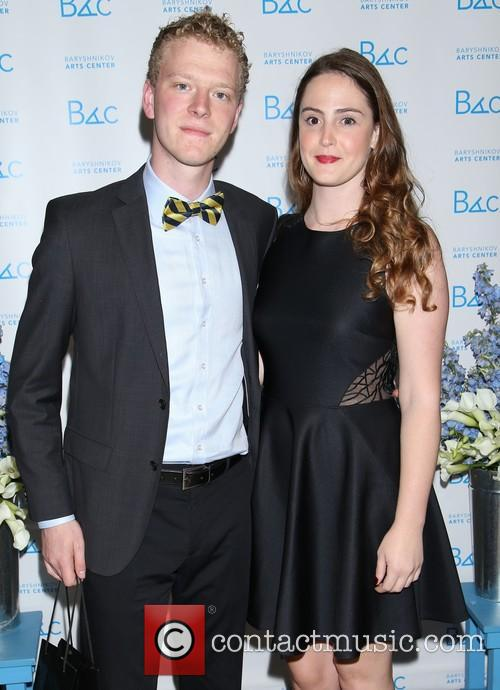 Gabrielle and Peter Baryshnikov 1