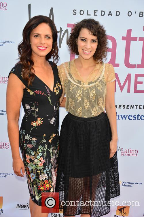 Soledad O'brien and Gaby Moreno 3