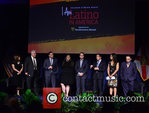 'I Am Latino In America' conversation and speaking...