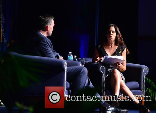 Brent Wilkes and Soledad O'brien 1
