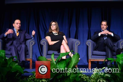 Dr. José A. Vicente, Elizabeth Bejar and Alberto Carvalho 2