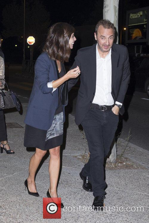 Maribel Verdu and Pedro Larrañaga