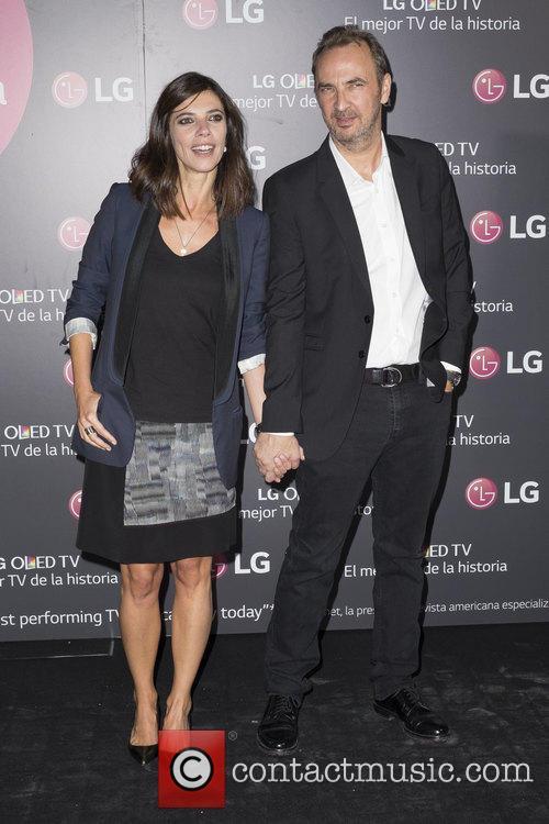 Maribel Verdu and Pedro Larrañaga 5