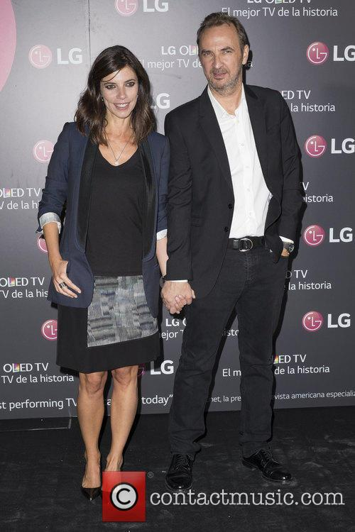 Maribel Verdu and Pedro Larrañaga 6
