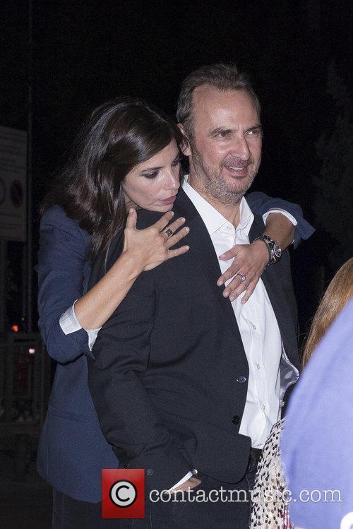 Maribel Verdu and Pedro Larrañaga 1