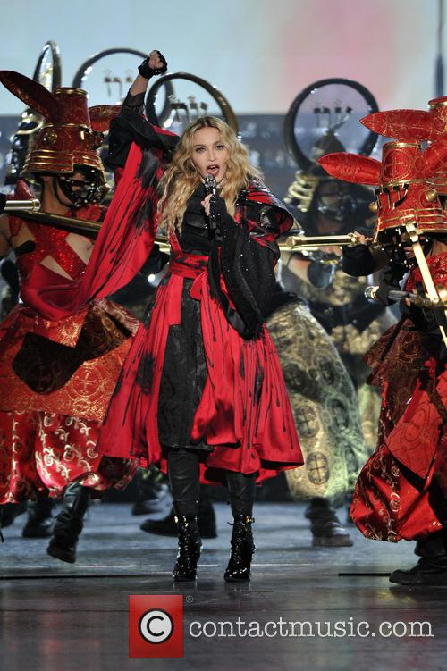 Madonna Calls Claims She Was Drunk Or High On Stage 'Sexist'