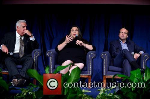 Dr. Pedro Jose Greer, Gaby Pacheco and Jorge Plasencia 1