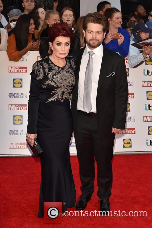 Sharon Osbourne and Jack Osbourne 1