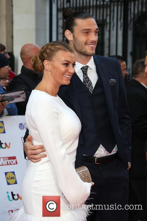 Andy Carroll and Billi Mucklow 2