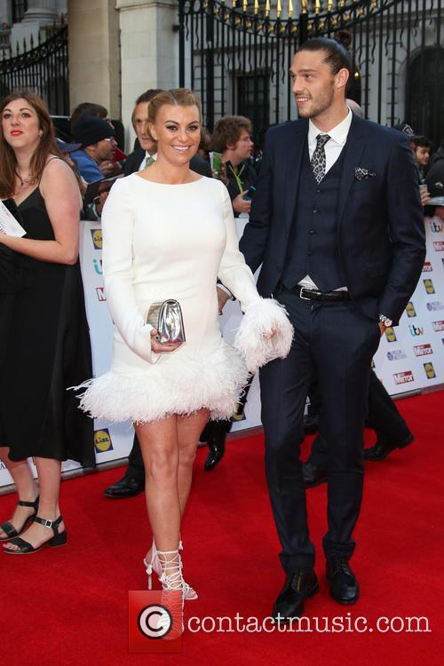 Andy Carroll and Billi Mucklow 1