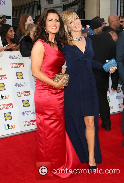 Susanna Reid and Kate Garraway 1