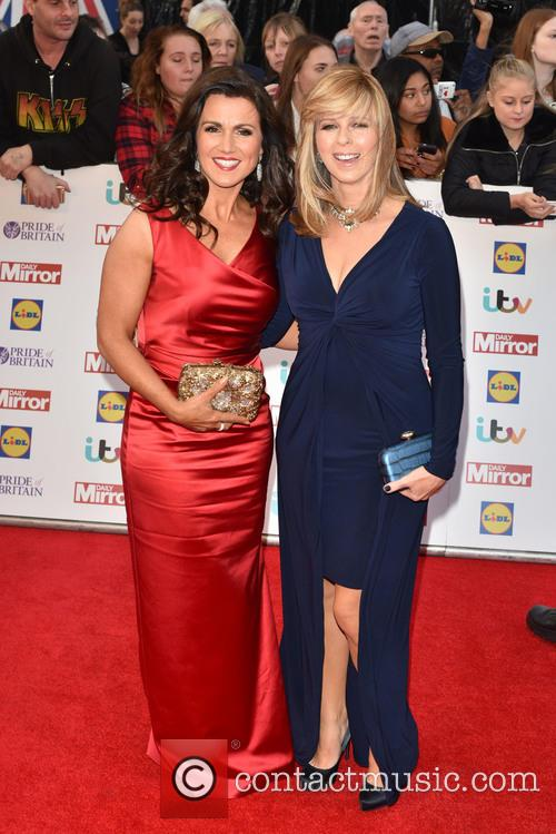 Susanna Reid and Kate Garraway 2