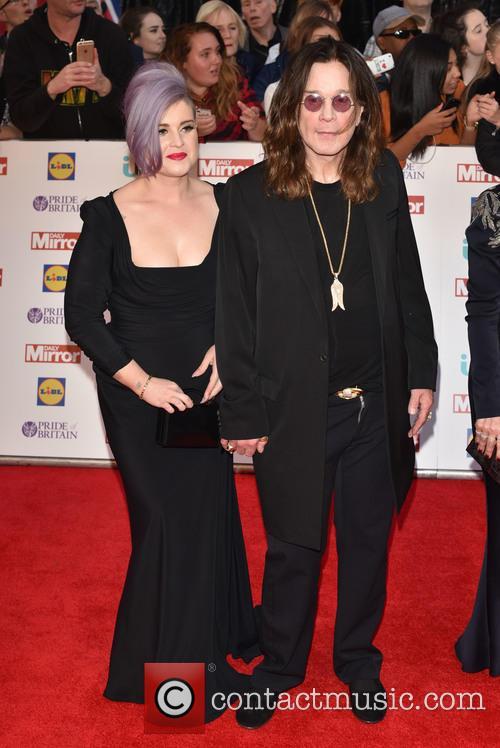 Kelly Osbourne and Ozzy Osbourne 3