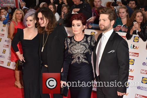 Kelly Osbourne, Ozzy Osbourne, Sharon Osbourne and jack Osbourne 1