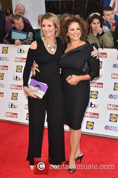 Kaye Adams and Nadia Sawalha 1