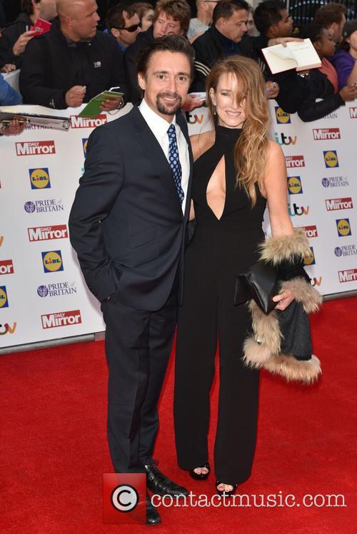 Richard Hammond and Amanda Etheridge 1