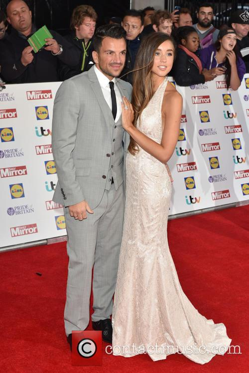 Peter Andre and  emily Macdonagh 4