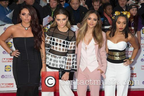 Jesy Nelson, Perrie Edwards, Jade Thirlwall, Leigh-anne Pinnock and Little Mix 2