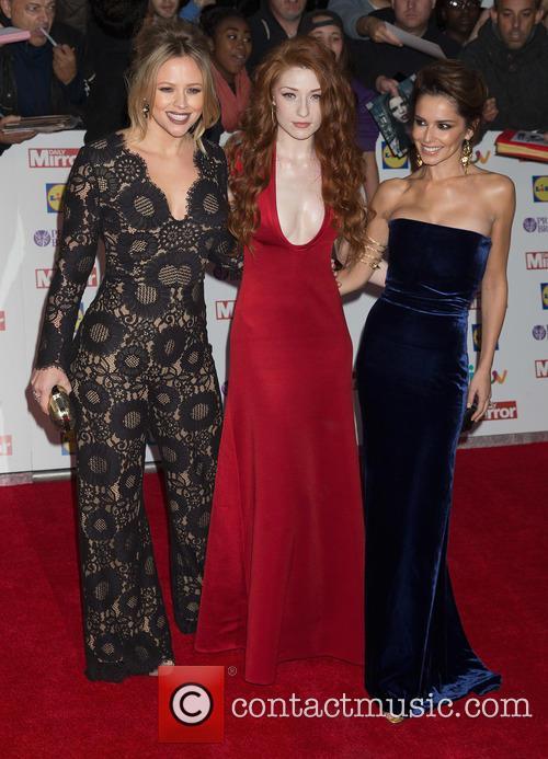 Kimberley Walsh, Nicola Roberts and Cheryl Fernandez-versini 2
