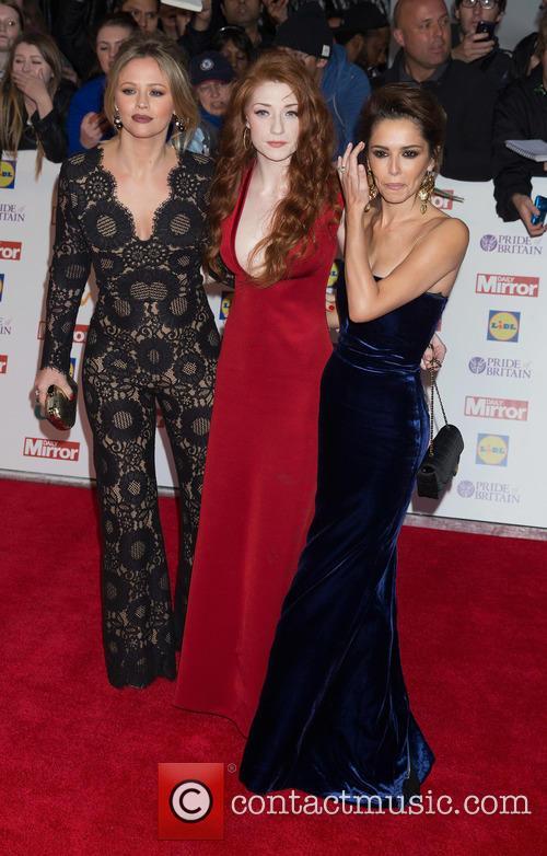 Kimberley Walsh, Nicola Roberts and Cheryl Fernandez-versini 3