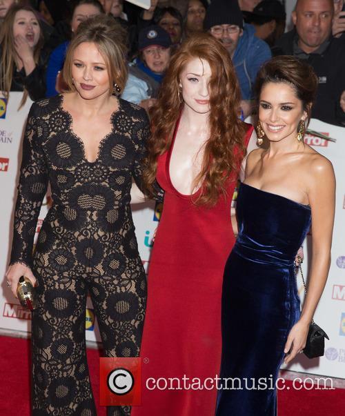 Kimberley Walsh, Nicola Roberts and Cheryl Fernandez-versini 4