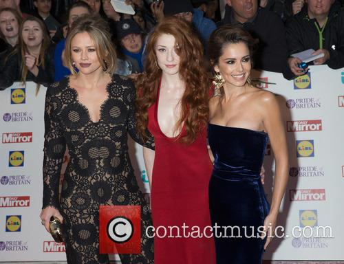 Kimberley Walsh, Nicola Roberts and Cheryl Fernandez-versini 1