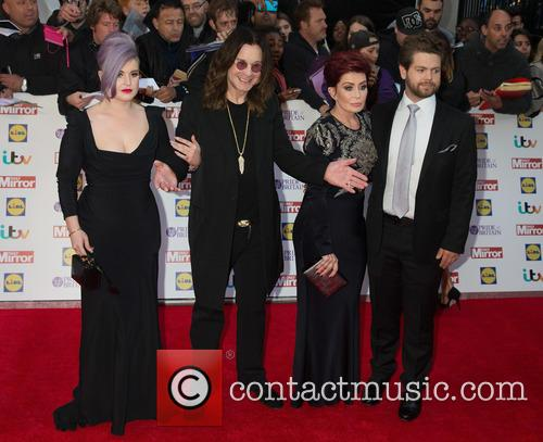 Kelly Osbourne, Ozzy Osbourne, Sharon Osbourne and Jack Osbourne 2