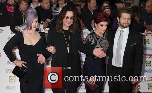 Kelly Osbourne, Ozzy Osbourne, Sharon Osbourne and Jack Osbourne 4