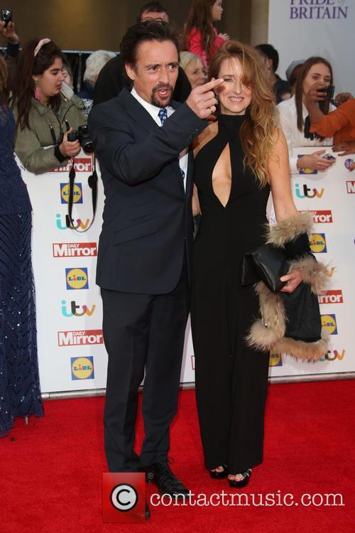 Richard Hammond and Amanda Etheridge 2
