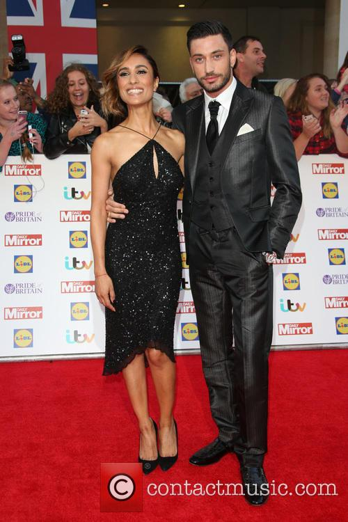 Anita Rani and Giovanni Pernice 1