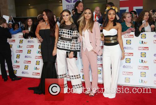 Jesy Nelson, Perrie Edwards, Jade Thirlwall, Leigh-anne Pinnock and Little Mix 1