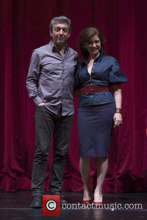 Ricardo Darin and Erica Rivas 1