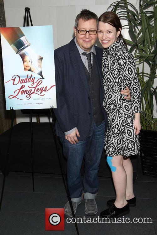 Paul Gordon and Stephanie Kane Gordon 1