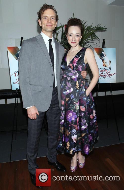 Paul Alexander Nolan and Megan Mcginnis 1
