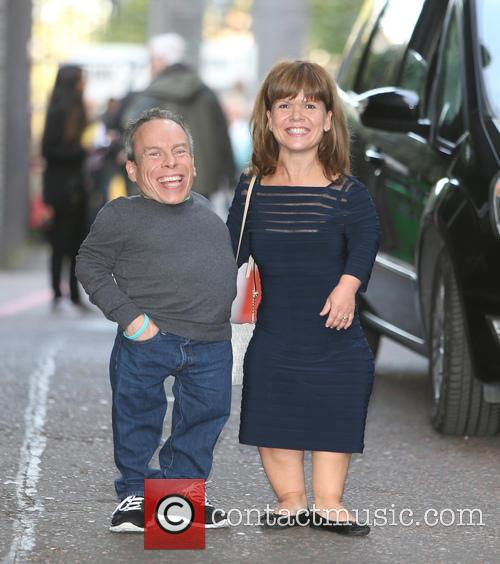 Warwick Davis and Samantha Davis 4