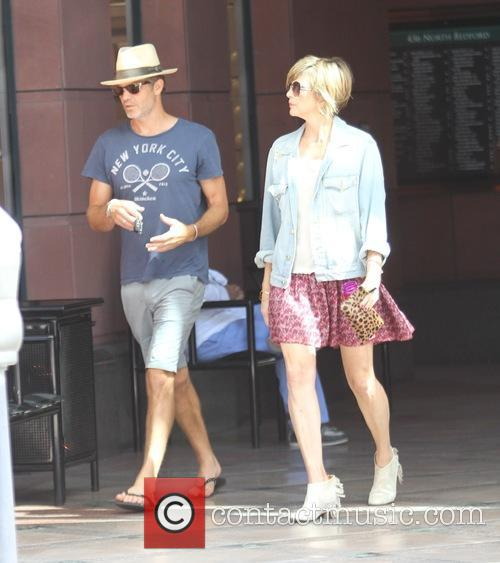 Timothy Olyphant and Alexis Knief 2