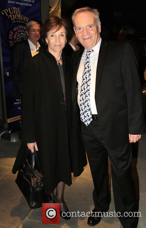 Mary Archer and Jeffrey Archer 1
