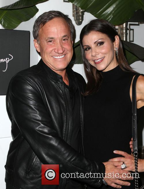 Dr.terry Dubrow and Heather Dubrow 5