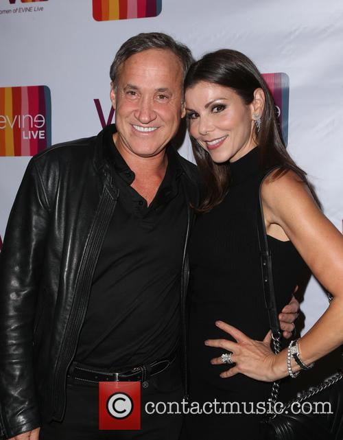 Dr.terry Dubrow and Heather Dubrow 1