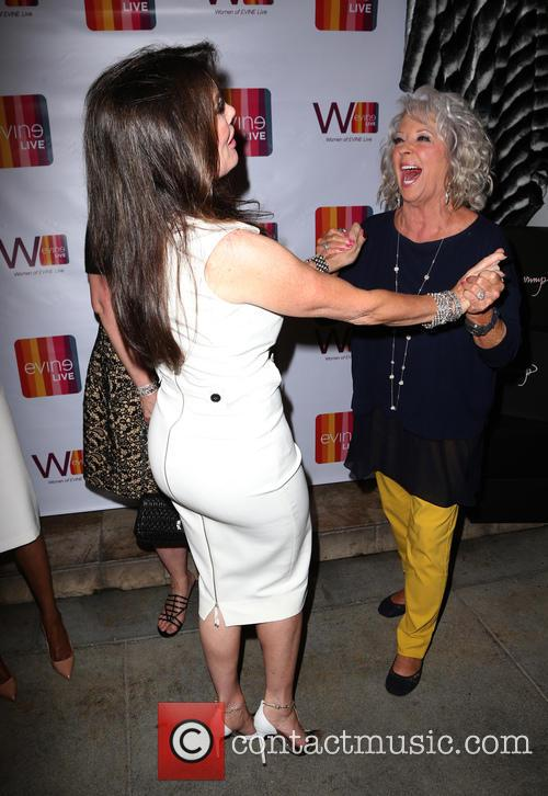 Lisa Vanderpump and Paula Deen 1