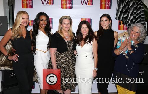 Nancy O'dell, Michelle Williams, Nancy Davis, Lisa Vanderpump, Heather Dubrow, Paula Deen and Giggy 5