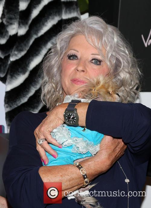 Paula Deen and Giggy 2