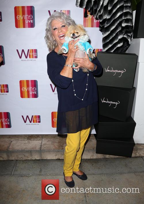 Paula Deen and Giggy 6