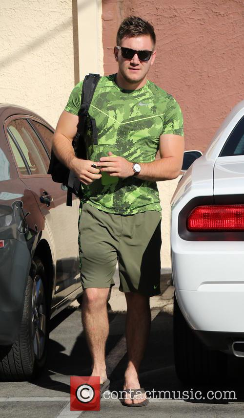 Dancing With The Stars and Alek Skarlatos 4