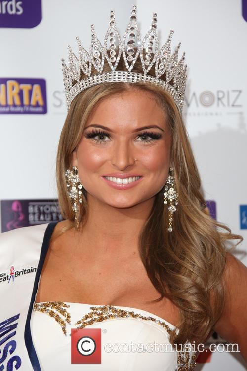 The National, Miss Great Britain 2015 and Zara Holland 3