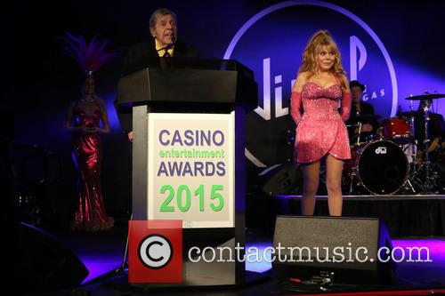 Jerry Lewis and Charo 3