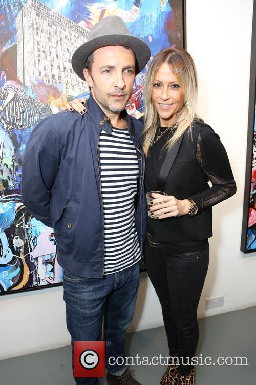 Dan Baldwin and Nicole Appleton 3