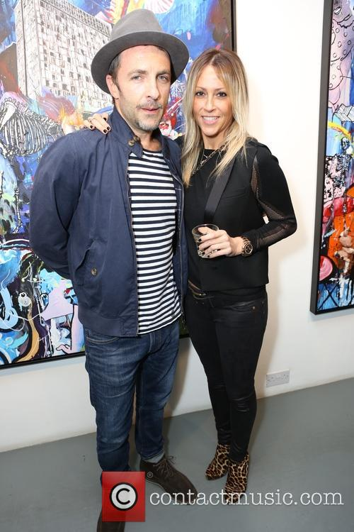 Dan Baldwin and Nicole Appleton 5